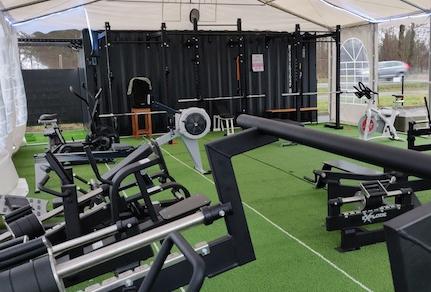 Nieuw: ABC's Outdoor Gym