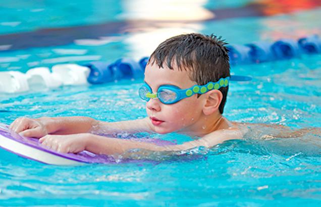 Zwemles mag weer vanaf 16 maart. Indoor fitness helaas nog gesloten