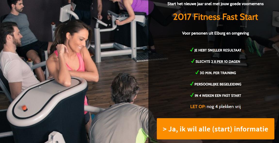 Fitness Fast Start